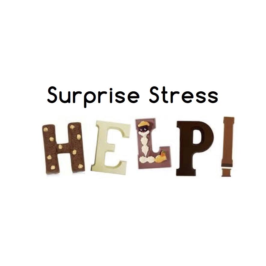 Sinterklaas surprise stress, help!