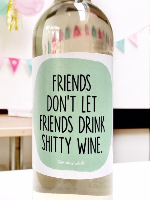 Friends Drink
