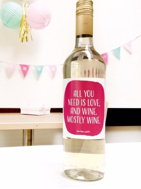 Mostly Wine