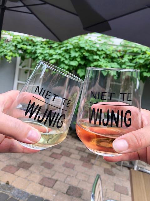 Wijnglazen per set van 2 of 4 wijnglazen