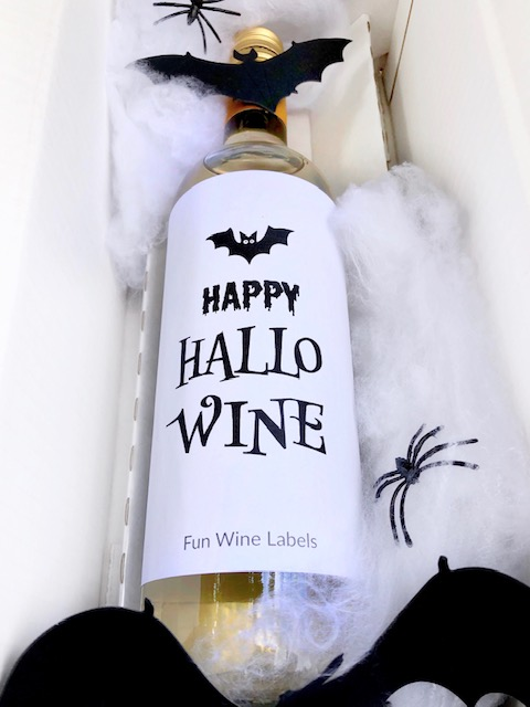 Halloween Pakket – Wit