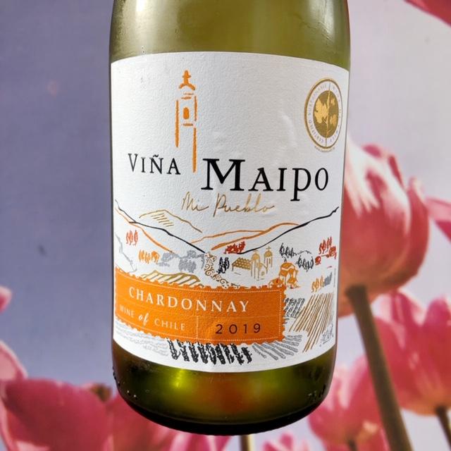 Viña Maipo Chardonnay – wijnreview