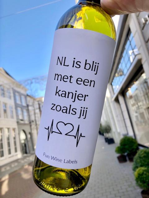 Wijn Voor De Zorg – Wit