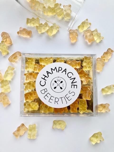Champagne Beertjes – klein